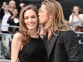 10 năm tình yêu của Jolie và Brad Pitt