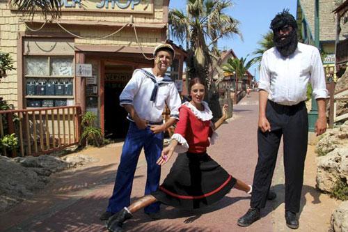 Ngôi làng thủy thủ Popeye ở Malta - 11
