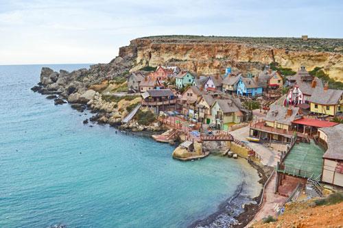 Ngôi làng thủy thủ Popeye ở Malta - 2