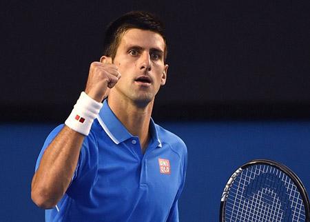 Djokovic hẹn Wawrinka tại bán kết Australian Open