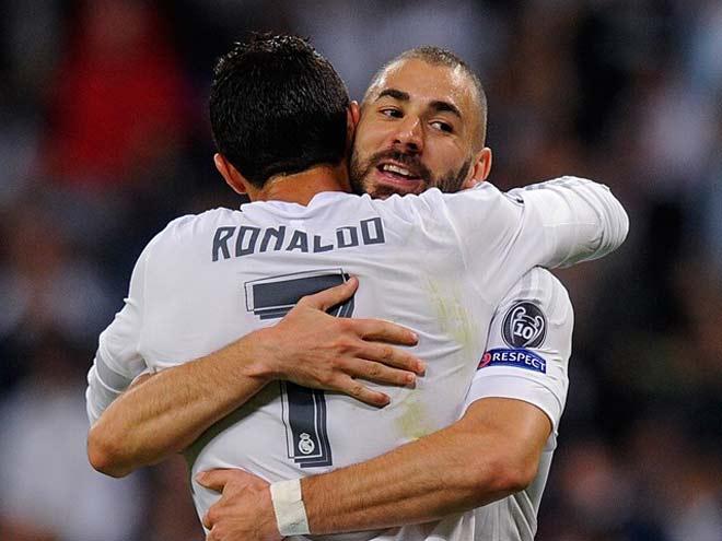 Real đấu Tottenham: Sức hủy diệt khó tin của Ronaldo – Benzema - 1