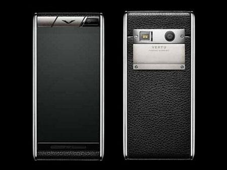 Siêu smartphone Vertu Aster: Chạy Android KitKat, giá khủng