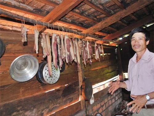 Độc đáo ẩm thực của người Tày ở Kông Chro