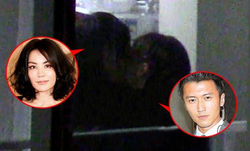 Bá Chi khóc khi Tạ Đình Phong tái hợp tình cũ Vương Phi