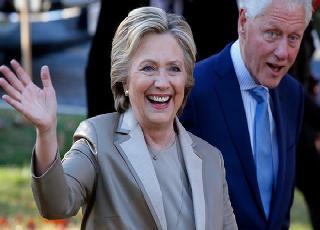 Bà Clinton sẽ tham dự lễ nhậm chức của ông Trump