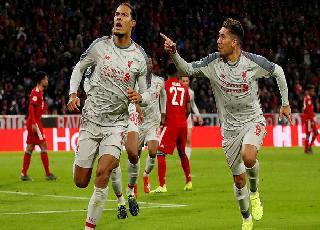 """3 lần cười vào mặt Neuer, Liverpool quật ngã Bayern ngay tại """"hang hùm"""""""