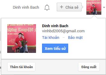 Cách xóa tài khoản Google+
