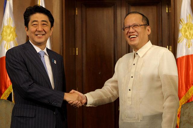 Căng thẳng Biển Đông: Tổng thống Phillippines thăm Nhật tìm sự giúp đỡ