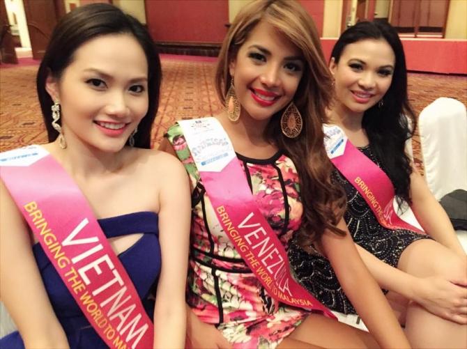 Diệu Linh chưa được cấp phép vẫn đi thi Hoa hậu du lịch Quốc tế