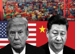 """Bầm dập từ thương chiến, kinh tế TQ """"một đi không trở lại"""" dưới thời nước Mỹ của ông Trump"""