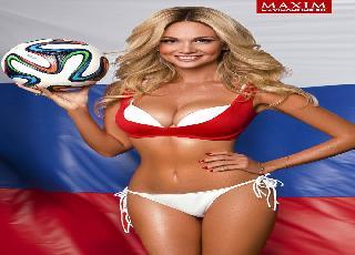 Đại sứ World Cup 2018 của nước Nga gợi cảm nhất từ trước tới nay