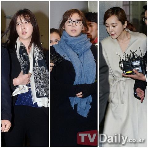 Dàn Hoa hậu Hàn Quốc bị vào tù vì ma túy