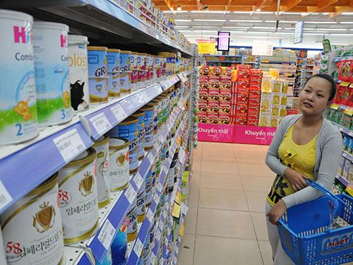 Dẹp loạn giá sữa