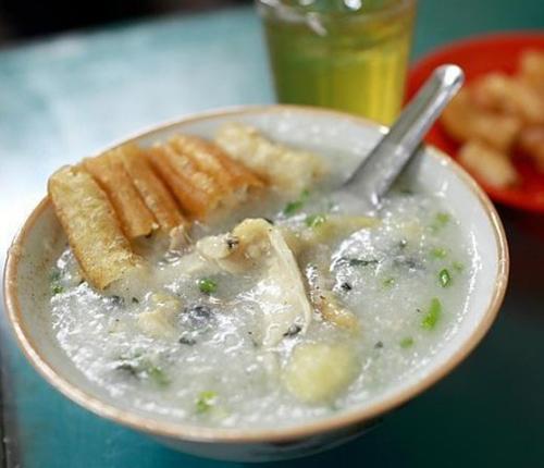 Điểm danh các quán cháo ngon nổi tiếng tại Hà Nội