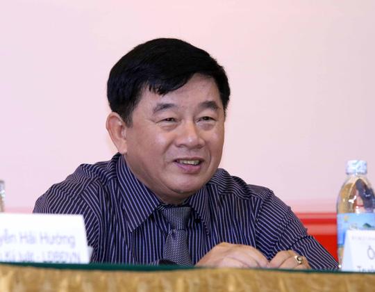 VFF đình chỉ, chờ cách chức trưởng Ban trọng tài Nguyễn Văn Mùi