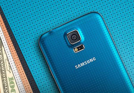 Samsung Galaxy S5 bán kém hơn dự kiến tới 40%