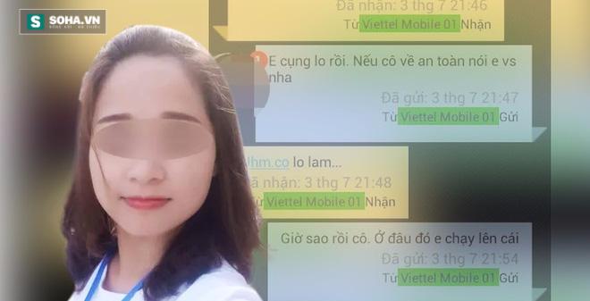 Dòng tin nhắn cuối của nữ giám thị trước khi bị tài xế sát hại
