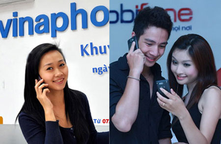 VinaPhone, MobiFone sắp tung đầu số 088, 089