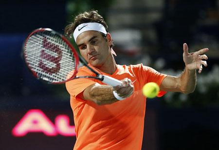 Đánh bại Djokovic, Federer lần thứ 7 đăng quang ở Dubai