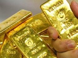 Đầu tuần, giá vàng cao hơn thế giới 3 triệu đồng/lượng