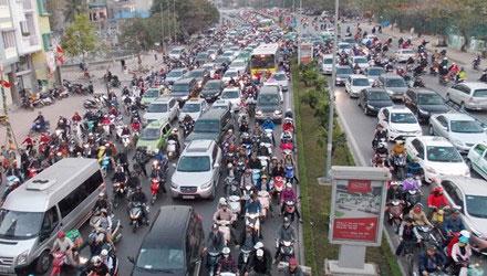 Giao thông dịp Tết Nguyên Đán: Không để ùn tắc quá 30 phút