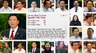 Hà Nội: Sáng nay, lấy phiếu tín nhiệm 15 chức vụ chủ chốt