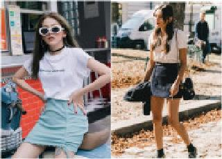 Hè 2019: Mùa của những chiếc váy mini lên ngôi