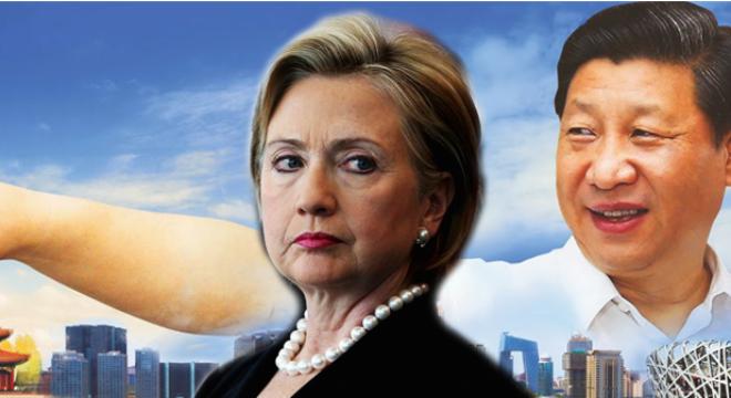 Hillary Clinton - ác mộng Trung Hoa?