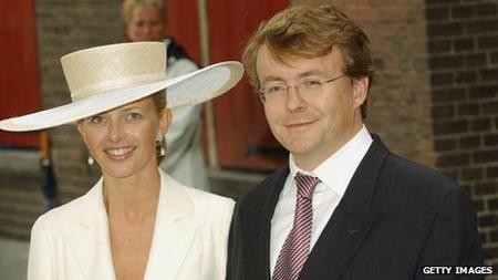 Hoàng tử Hà Lan qua đời sau 18 tháng hôn mê