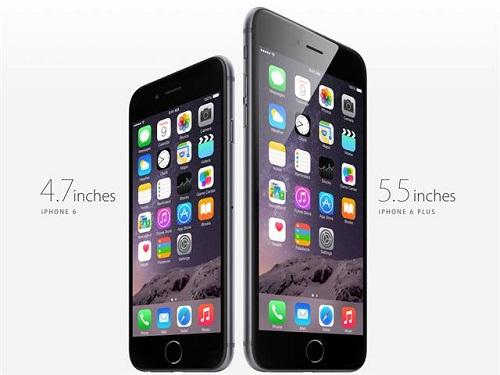 iPhone 6, iPhone 6 Plus phá kỷ lục với 10 triệu chiếc bán ra/tuần