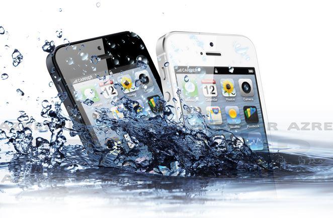 Thế hệ iPhone kế tiếp sẽ có khả năng chống nước