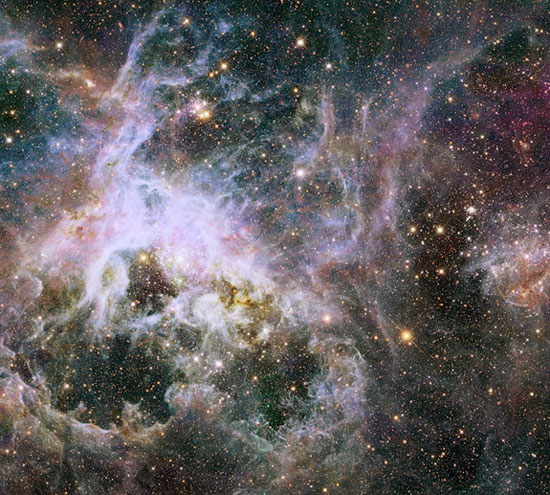 Khủng hoảng vũ trụ: 80% ánh sáng mất tích