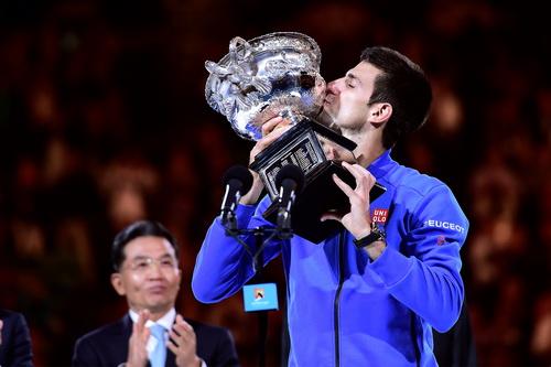 Thắng nhọc Murray, Djokovic lần thứ 5 vô địch Úc mở rộng