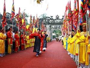 Hải Dương: Lễ hội Côn Sơn-Kiếp Bạc 2012 khai hội ngày 30/9