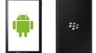 Liệu Blackberry có chạy Android?