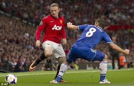 Bị từ chối penalty, MU chia điểm với Chelsea