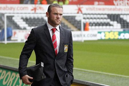 M.U đồng ý bán Wayne Rooney