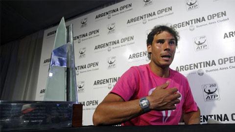Rafael Nadal với mục tiêu danh hiệu Grand Slam thứ 15