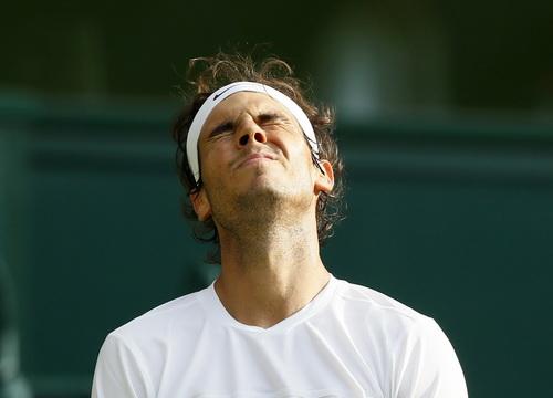 Nadal thừa nhận thời hoàng kim ở Wimbledon đã qua