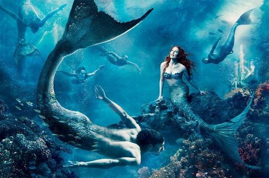 """Nghi vấn mới về """"Nàng tiên cá"""" có thật trong lịch sử"""