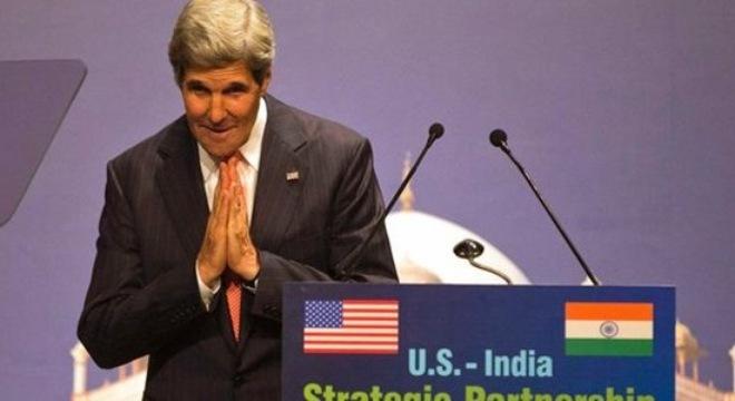 Ngoại trưởng Mỹ trao quà quý cho Ấn Độ, dồn TQ vào thế bí