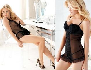 Ngắm người đẹp Ashley Hinshaw khoe body nóng bỏng