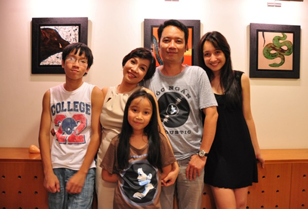 Những gia đình giàu có và thế lực nhất showbiz Việt