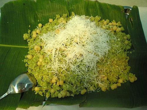 Những món ăn ngon từ cốm của người Hà Nội