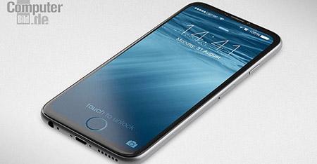 iPhone đời mới sẽ sử dụng nút Home ảo?