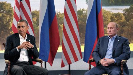 Obama hủy cuộc gặp thượng đỉnh với Putin vì Snowden