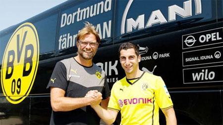 Dortmund phá kỷ lục chuyển nhượng: Đi vào vết xe đổ?