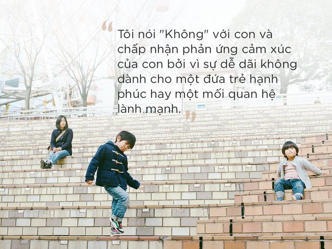 Muốn dạy con ngoan, trưởng thành, mọi bà mẹ cần học cách nói Không - Ảnh 2.