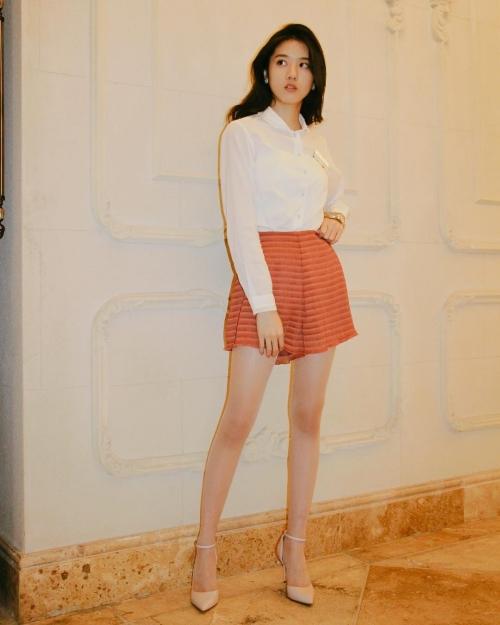 18 tuổi, nữ sinh Singapore nổi tiếng khắp châu Á với danh xưng 'Hot girl quả táo'  - Ảnh 7.