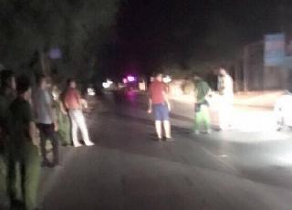 Phú Thọ: 30 côn đồ chặn ôtô, rút súng truy sát như phim